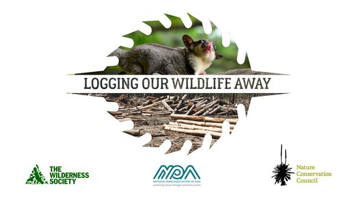 image of Logging Our Wildlife Away